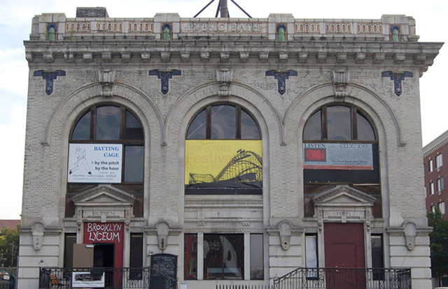 Brooklyn Lyceum theatre