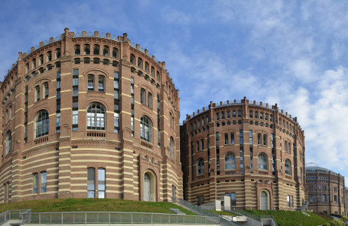 Gasworks revival: from empty relics to creative powerhouses