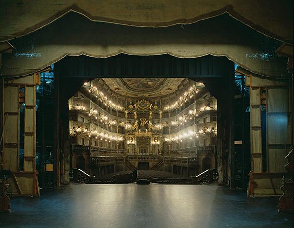 Klaus Frahm theatres