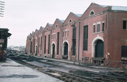 Warehouse at the world's oldest station set to become exhibition space