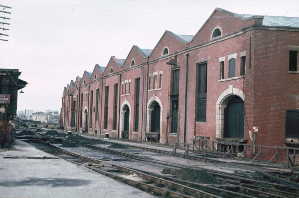 Liverpool Road warehouse