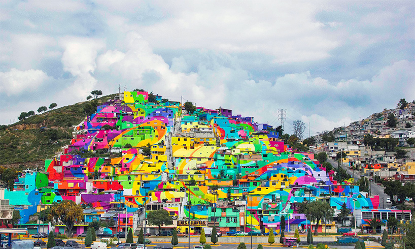 Mexican hillside by Germen Crew