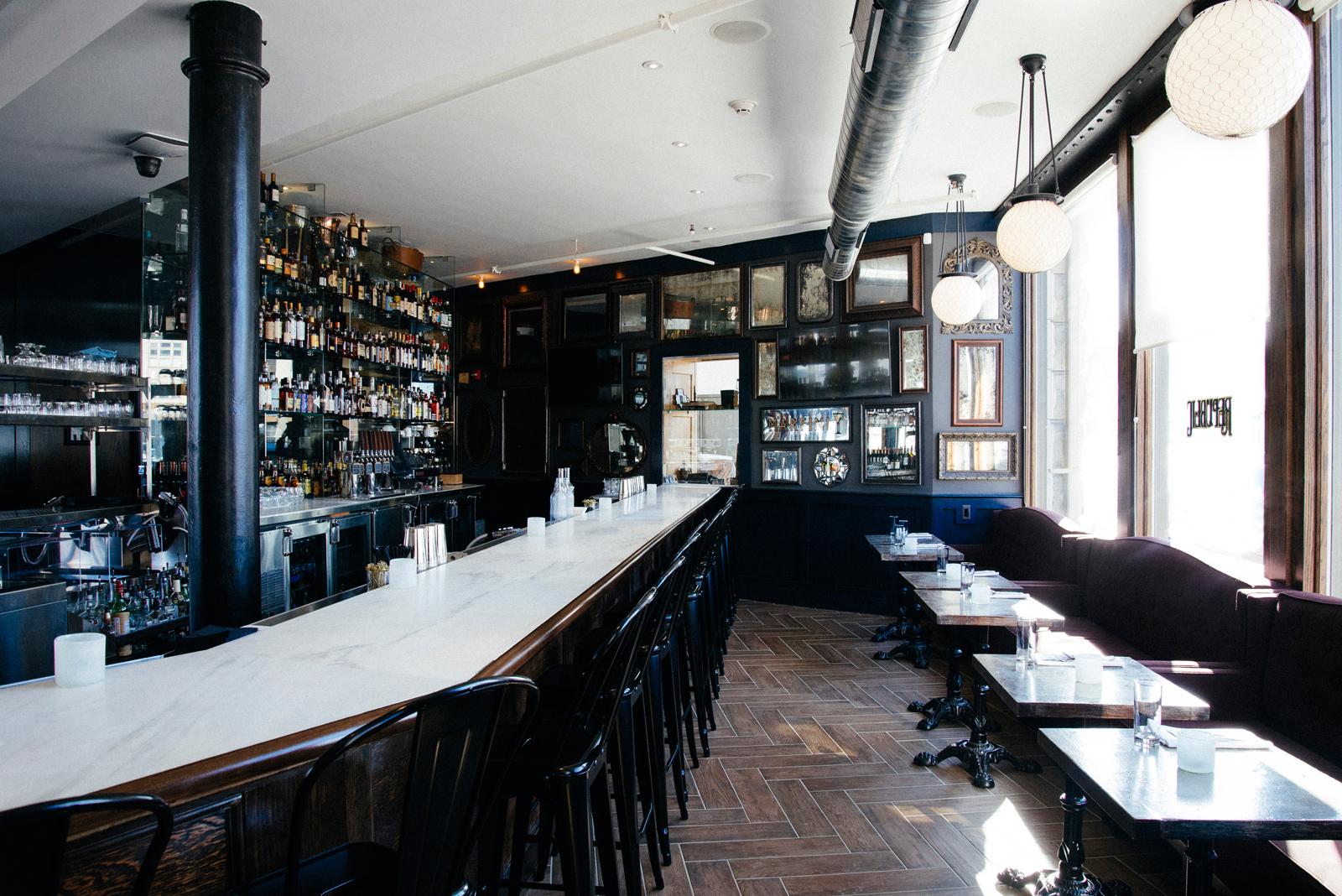 Republic Tavern interior shot, Emily Berger