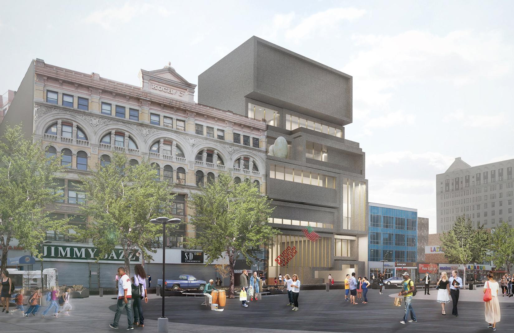 Adjaye Associates Studio Museum in Harlem