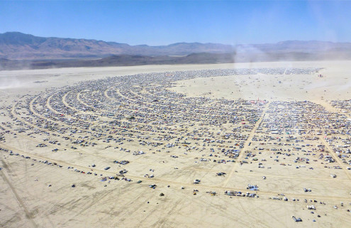 Burning Man festival set for redesign