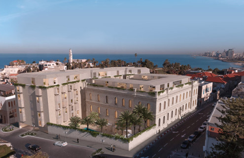 John Pawson to turn a Tel Aviv hospital and monastery into a W Hotel