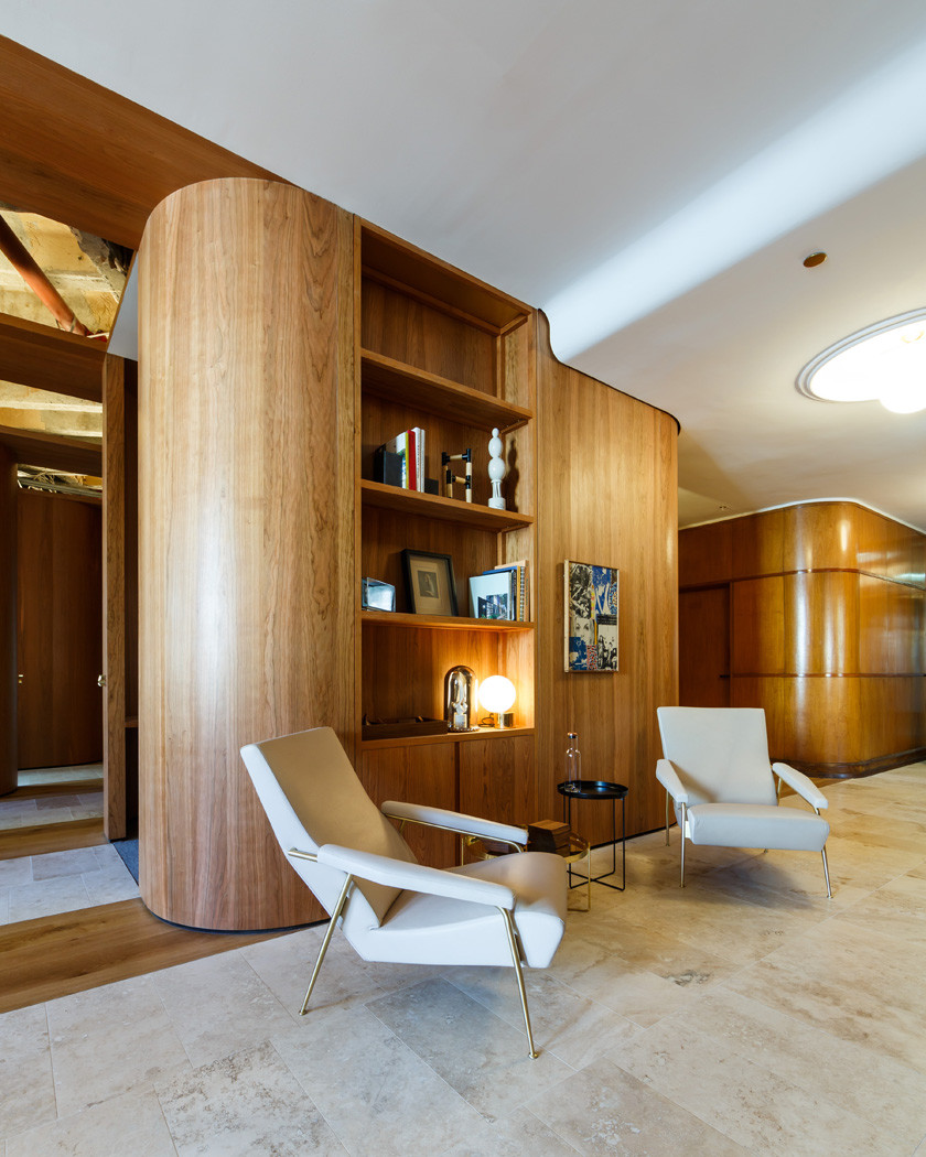 Art Deco Landmark Paramount House Sets A New Standard For Office Culture