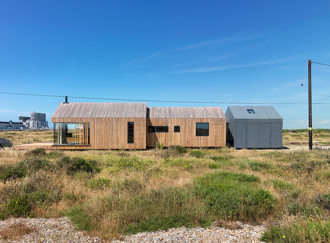 The Retreat in Dungeness, Kent