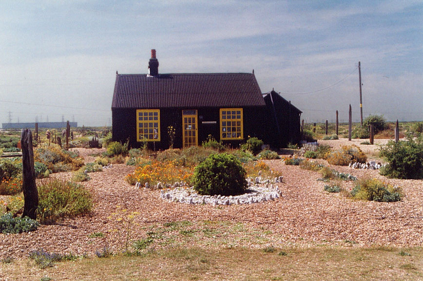 Prospect Cottage in Dungeness