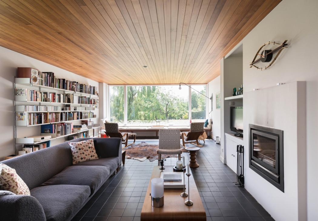 House Of The Week: A Modernist U0027templeu0027 By John Penn In Leafy Suffolk