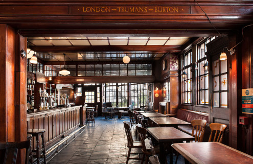 Saving our pubs: Historic England lists 19 inter-war boozers