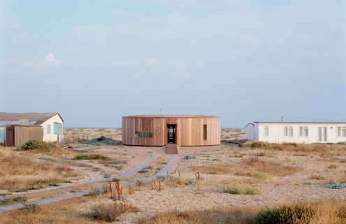 Dungeness: Britain's only desert is blooming with contemporary architecture