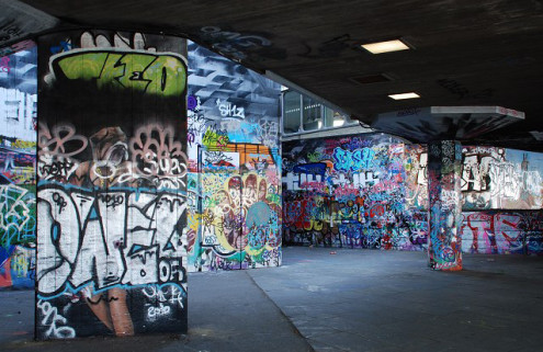Skateboarders seek full restoration of Southbank's Undercroft
