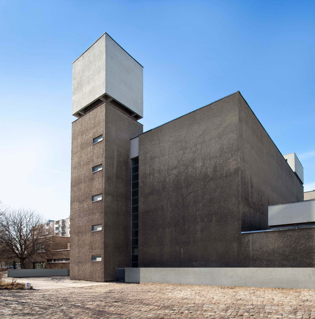 St Agnes exterior view, Photography: Ludger Paffrath