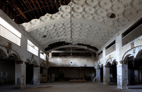 Artist Theaster Gates to reopen Chicago's derelict Stony Island Bank on 3 October