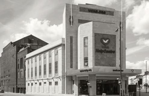 Spectral spaces: Islington's Lost Cinemas