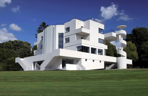 5 Art Deco homes you can live in