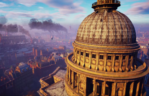 Tour Victorian London via the trailer for Assassin's Creed Syndicate