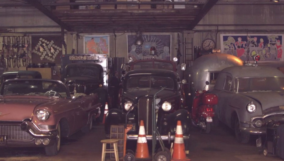 Collectors\' spaces: Inside Lenny Shiller\'s classic car temple in ...