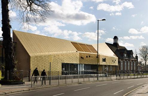 The world's best designed school is in Croydon