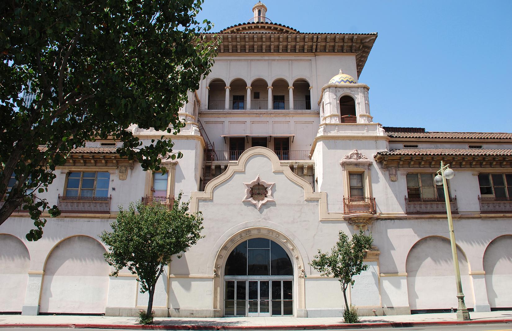 Herald Examiner Building 2 Floyd B Bariscale