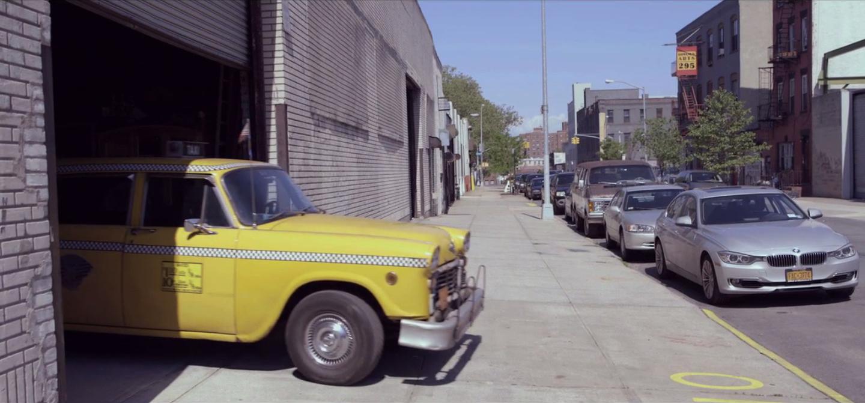Lenny Shiller's Brooklyn garage