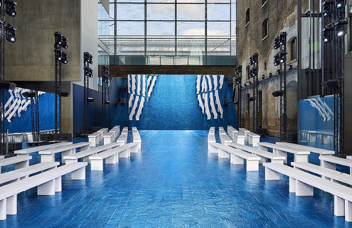Show-stopping spaces from London Fashion Week