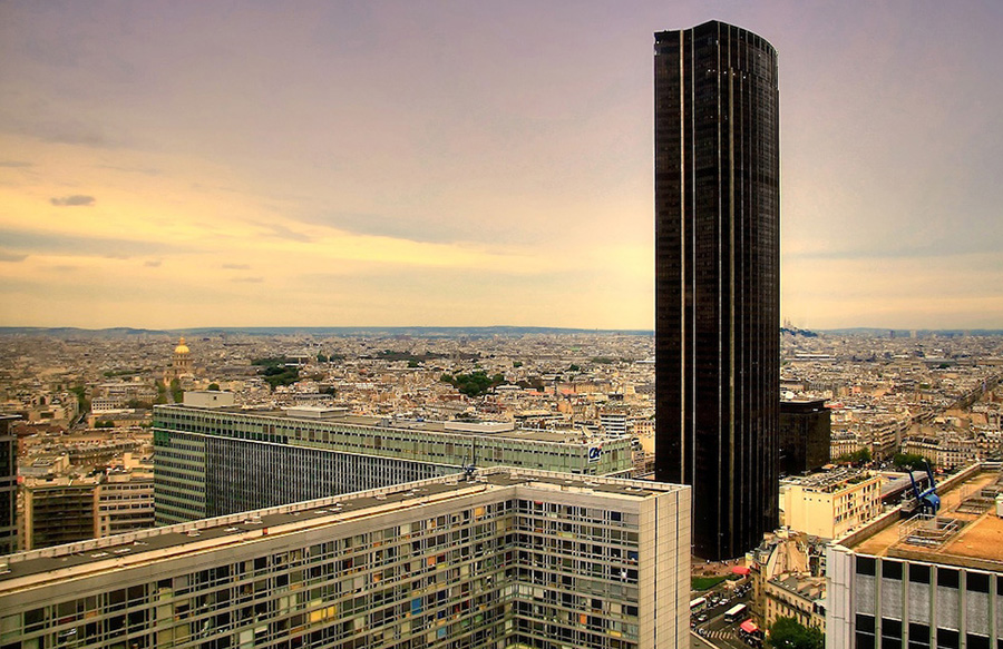 could montparnasse become the times square of paris. Black Bedroom Furniture Sets. Home Design Ideas