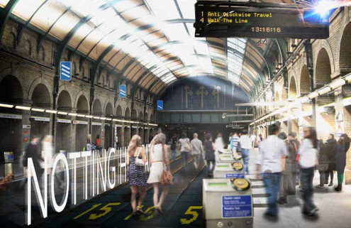 NBBJ wants to turn the Circle Line into a travelator