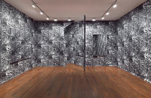 Artist Rachel Khedoori creates chaos in a New York gallery