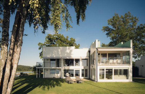 Property of the week: a waterside home on a Swedish cape