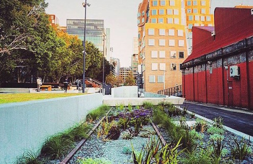 Sydney's answer to the High Line opens