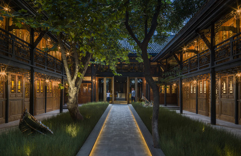 The Temple House hotel in Chengdu is fit for a Qing