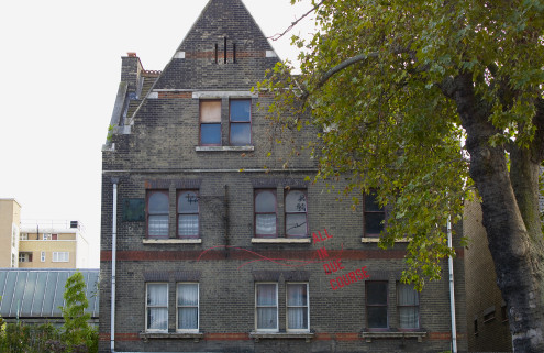 South London Gallery given Peckham Road Fire Station by mystery benefactor
