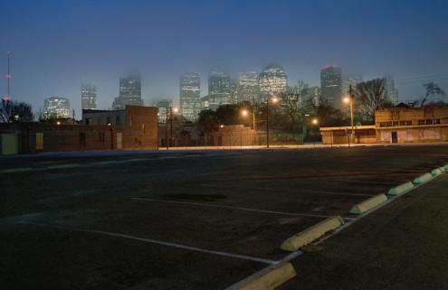 Lynn Saville captures the Dark City