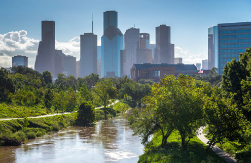 Houston's answer to Central Park opens