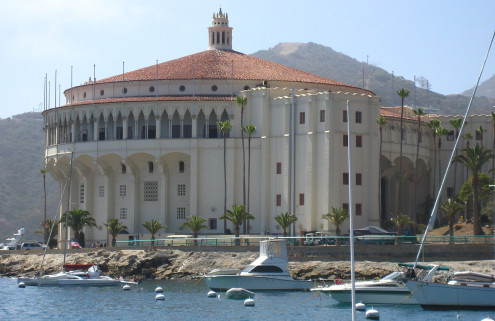 Catalina Casino in California