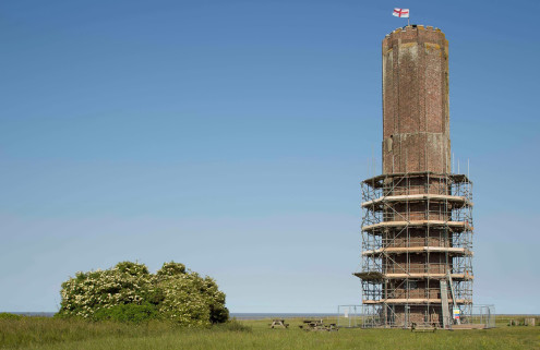 Historic England adds 327 endangered sites to its 'At Risk' list