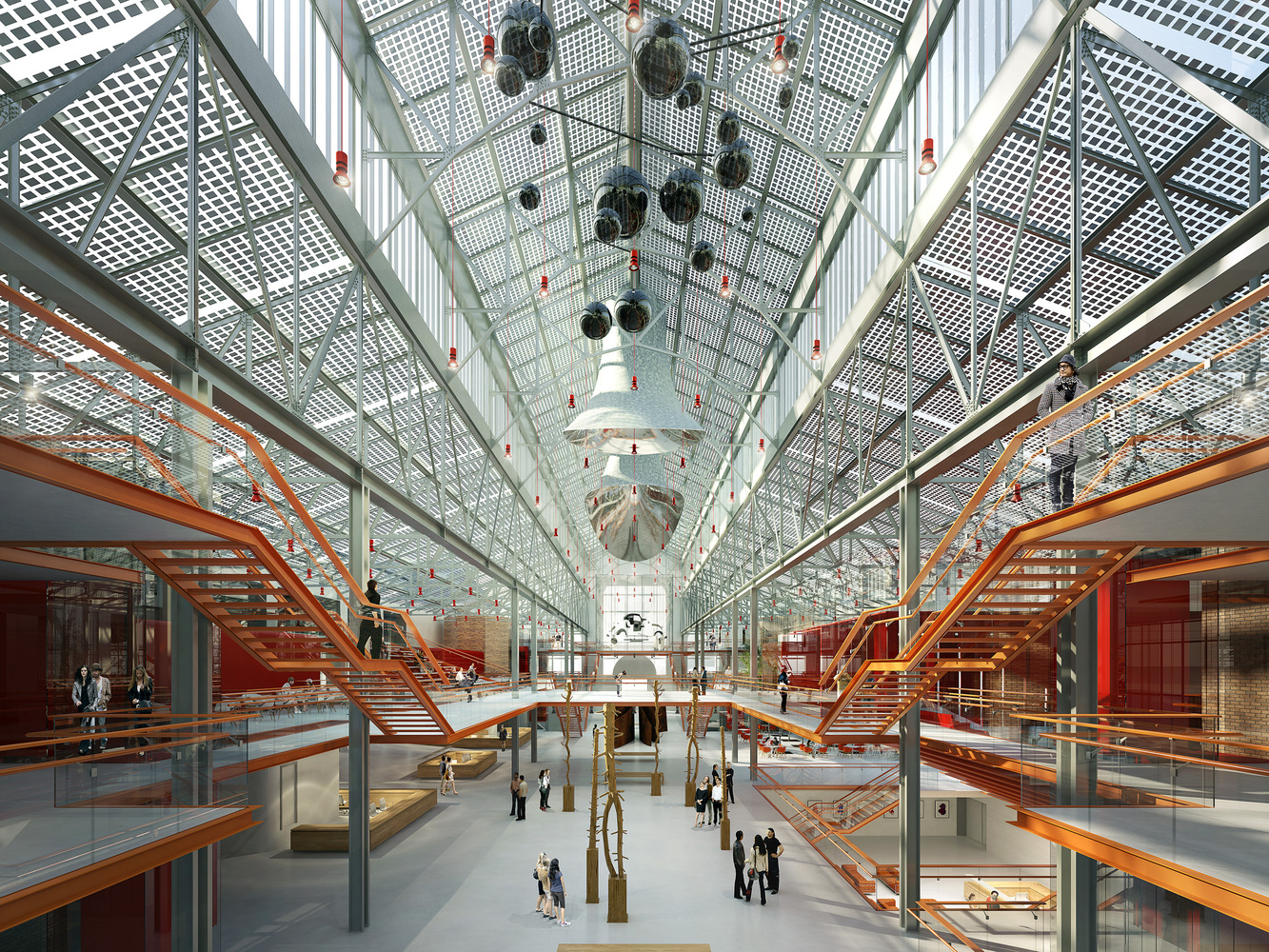 GES2 power station conversion by Renzo Piano