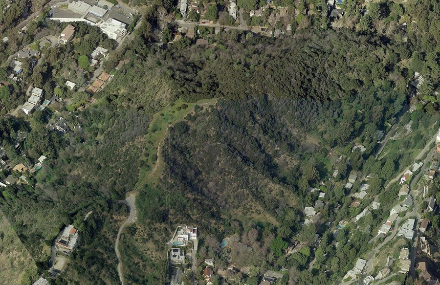 Hollywood residents want to buy a mountain to stop development for How to buy a mountain
