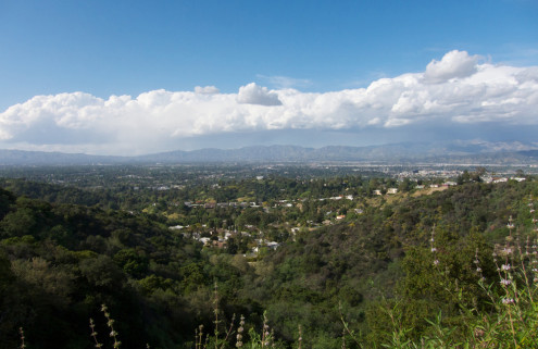 Hollywood residents want to buy a mountain to stop development