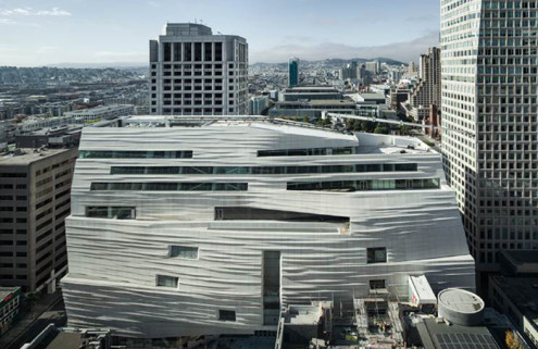 Snøhetta-designed SFMOMA expansion to open in May 2016