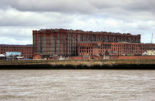 Liverpool's historic Tobacco Warehouse prepares for a new lease of life