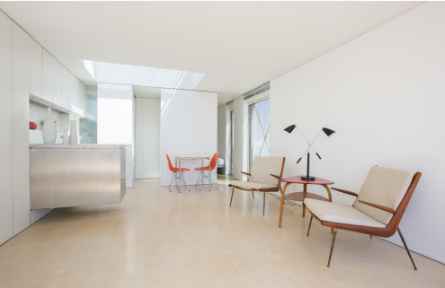 Property of the week: a Le Corbusier-inspired apartment in Paris