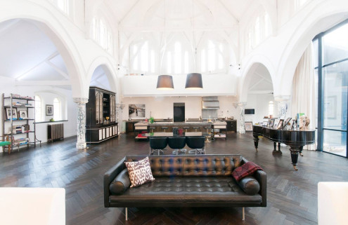 7 covetable church conversions