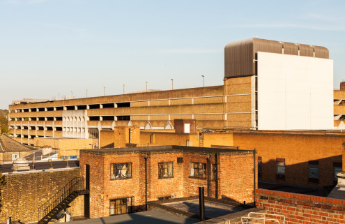 Peckham car park will up its creative credentials with conversion
