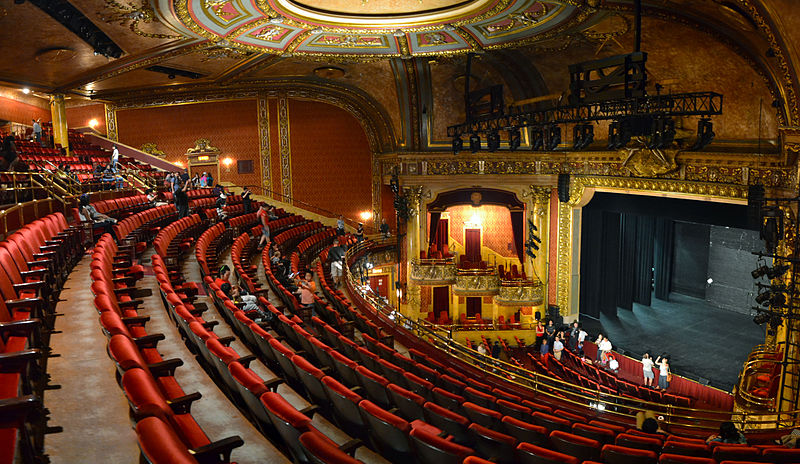 Elgin Theatre Toronto