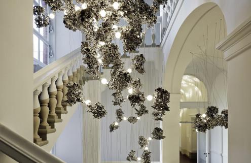 Design brand Bocci lights up a former Berlin courthouse