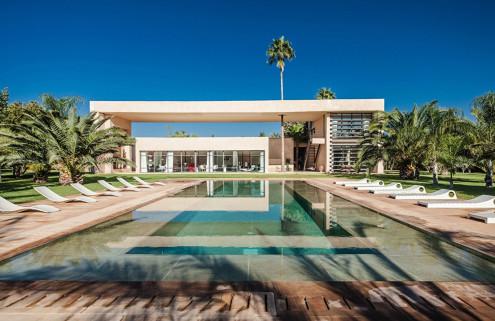 'Spectre' Bond villain's Marrakech lair is for sale