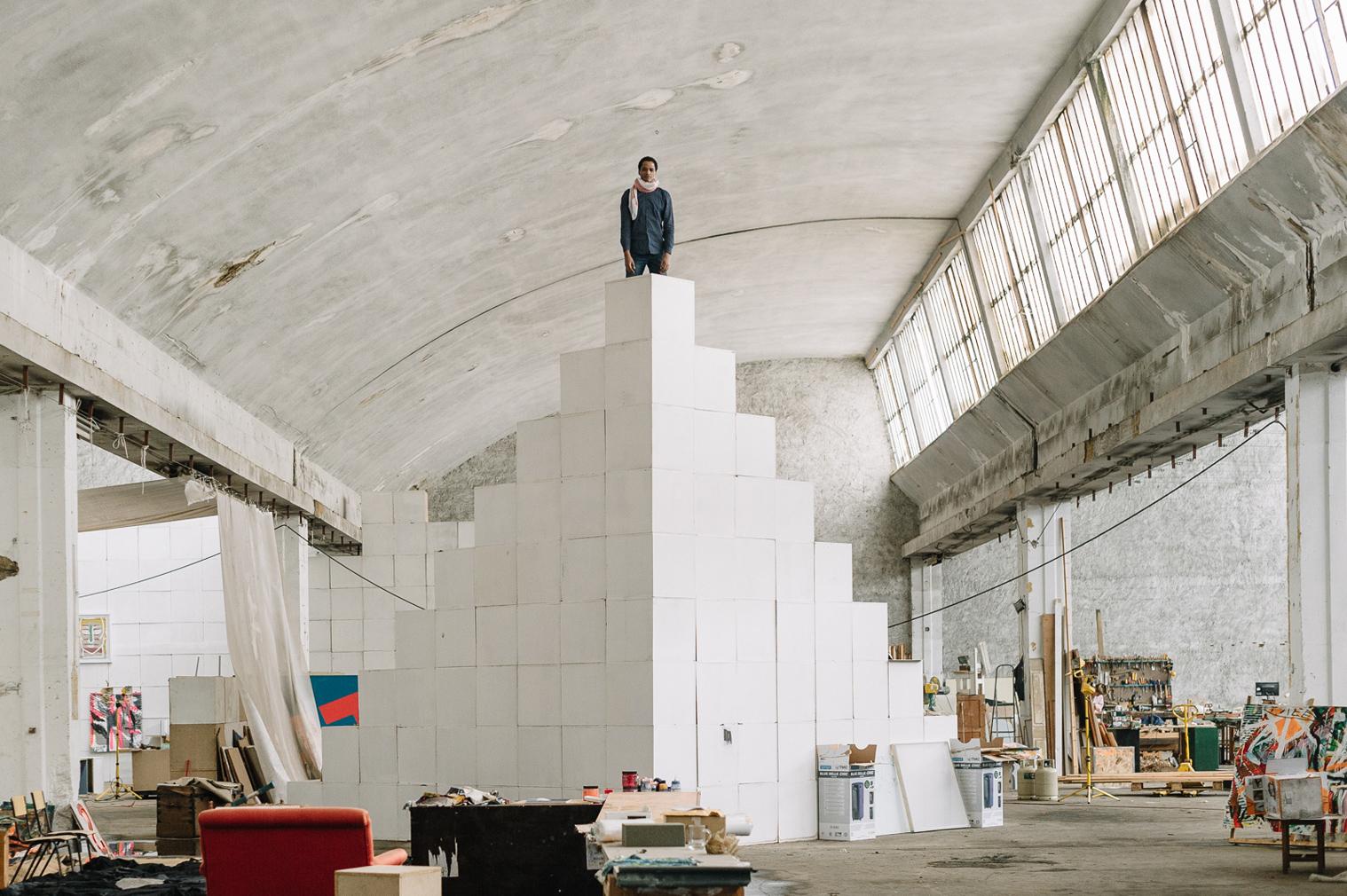 Francisco-Vidall,-How-I-work.-Pyramid-tower.-The-Spaces.-Photography-Rodrigo-Cardoso